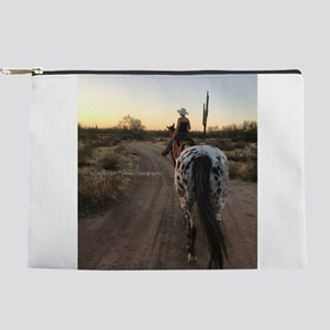 Spotted Sunset3 Makeup Pouch