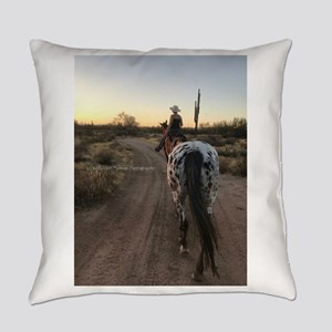 Spotted Sunset3 Everyday Pillow