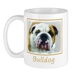 Bulldog 11 oz Ceramic Mug