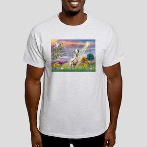 Mona Lisa (new) & Dalmatian Light T-Shirt
