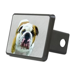 Bulldog Hitch Cover