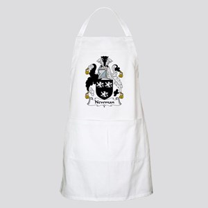 Newman Family Crest BBQ Apron