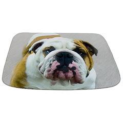 Bulldog Bathmat