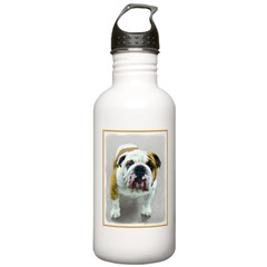 Bulldog Water Bottle