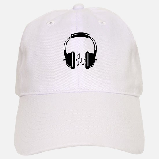 Headphone Baseball Baseball Cap