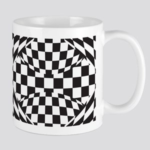 Op Art Design Mugs