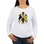 Naylor Family Crest Women's Long Sleeve T-Shirt