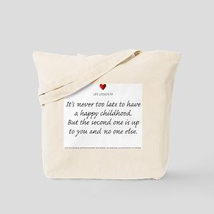 Lesson #19 Tote Bag