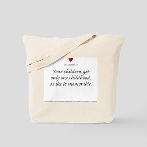 Lesson #37 Tote Bag