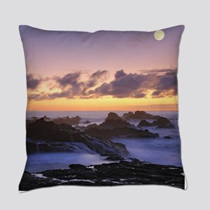 Seascape in Azores Everyday Pillow