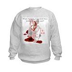 Your Child Kids Sweatshirt