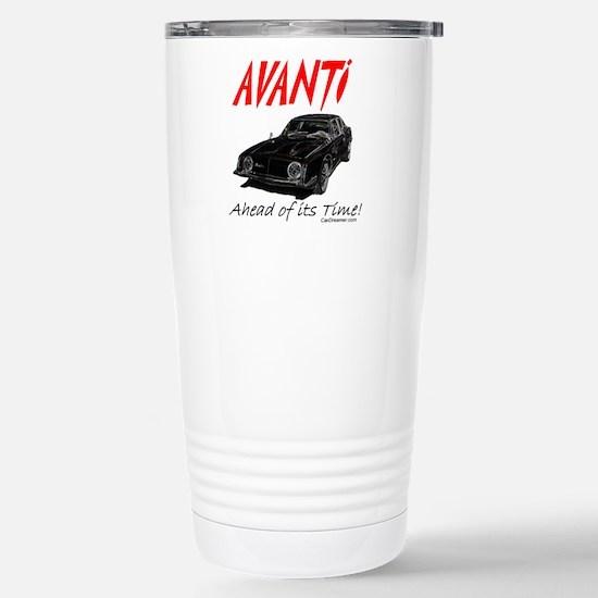 Avanti-Ahead of its Time- Mugs