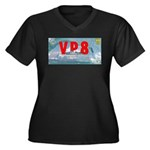 VP8STI & VP8SGI DXpedition Plus Size T-Shirt
