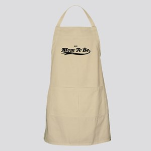 Best Mom To Be Apron