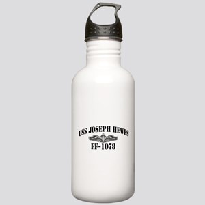 USS JOSEPH HEWES Stainless Water Bottle 1.0L