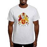 Mortlock Family Crest Light T-Shirt