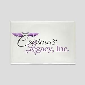 Cristina's Legacy Inc Magnets