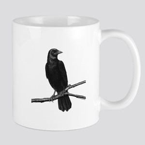 Black Crow ~ Mugs
