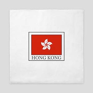 Hong Kong Queen Duvet