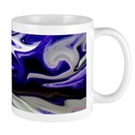 Blue Iris Home Decor Mug