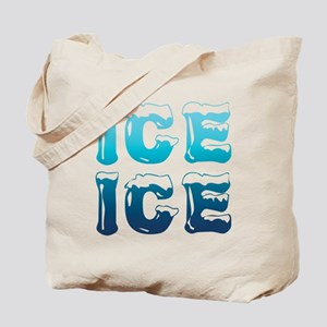 Ice Ice Maternity Design Tote Bag