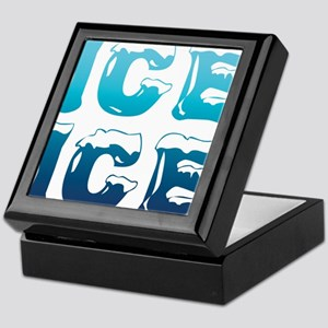 Ice Ice Maternity Design Keepsake Box