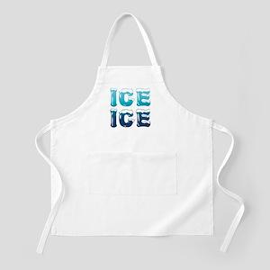Ice Ice Maternity Design Apron