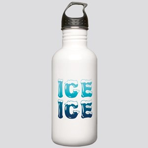 Ice Ice Maternity Design Water Bottle