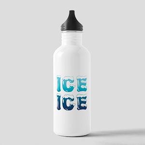 Ice Ice Maternity Design Water Bottle
