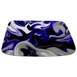 Blue Iris Home Decor Bathmat