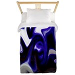 Blue Iris Home Decor Twin Duvet