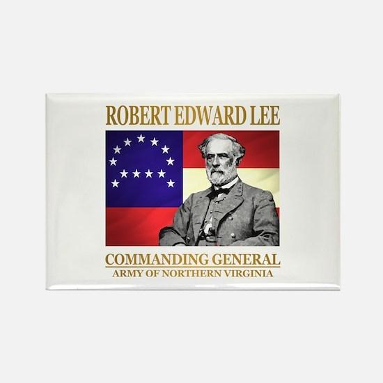 Robert E Lee Magnets