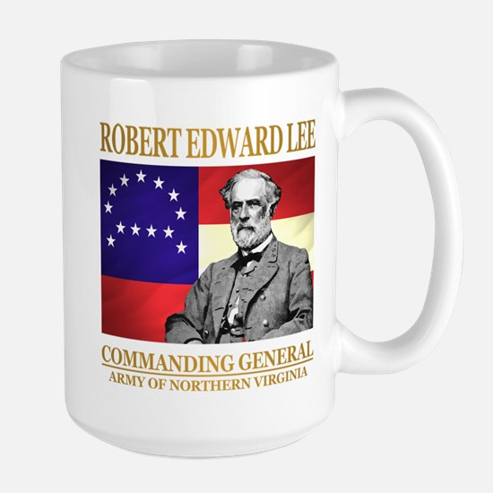 Robert E Lee Mugs