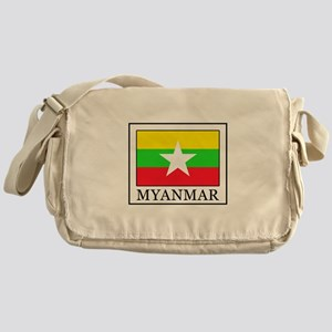 Myanmar Messenger Bag