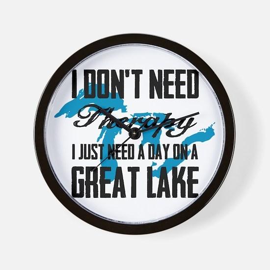 Just need a Great Lake Wall Clock