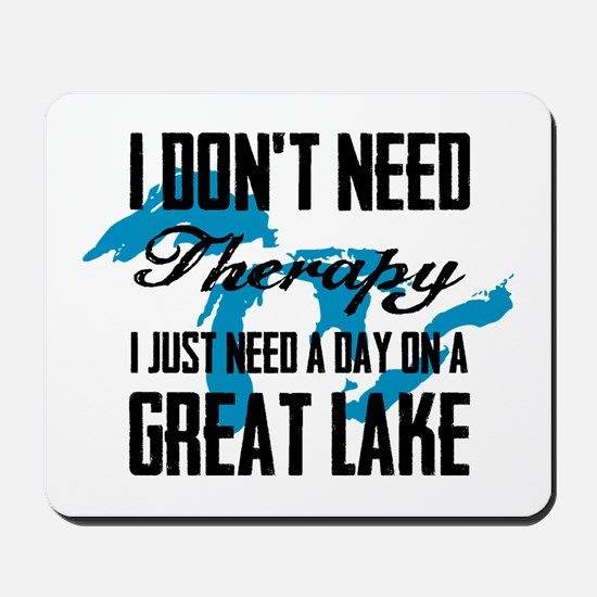 Just need a Great Lake Mousepad