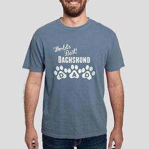 Worlds Best Dachshund Dad T-Shirt
