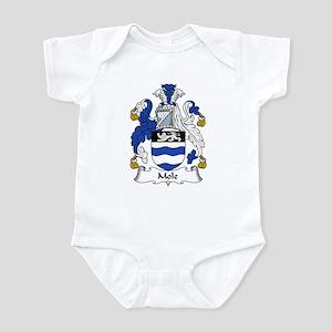 Mole Family Crest Infant Bodysuit