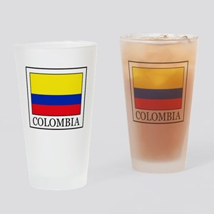 Colombia Drinking Glass