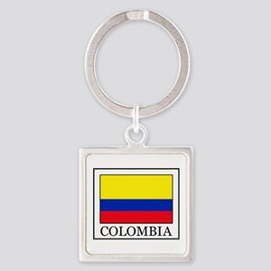 Colombia Keychains