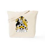 Mitchel Family Crest Tote Bag