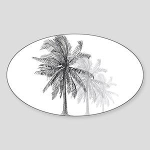 Palm Trees Sticker