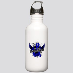 Child Abuse Awareness Stainless Water Bottle 1.0L