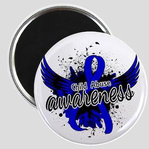 Child Abuse Awareness 16 Magnet