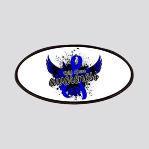 Child Abuse Awareness 16 Patch