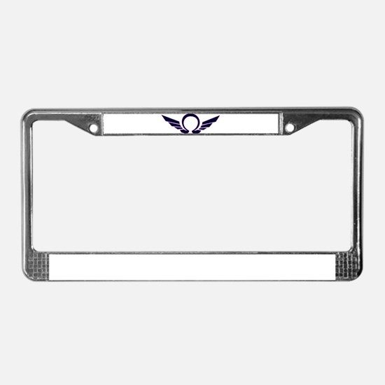 ohm License Plate Frame