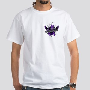 Chiari Awareness 16 White T-Shirt