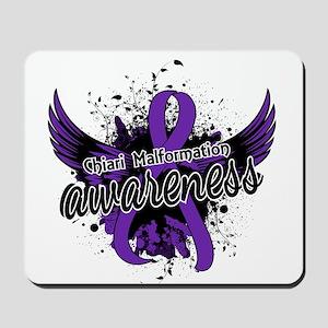 Chiari Awareness 16 Mousepad