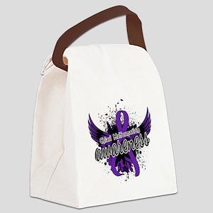 Chiari Awareness 16 Canvas Lunch Bag