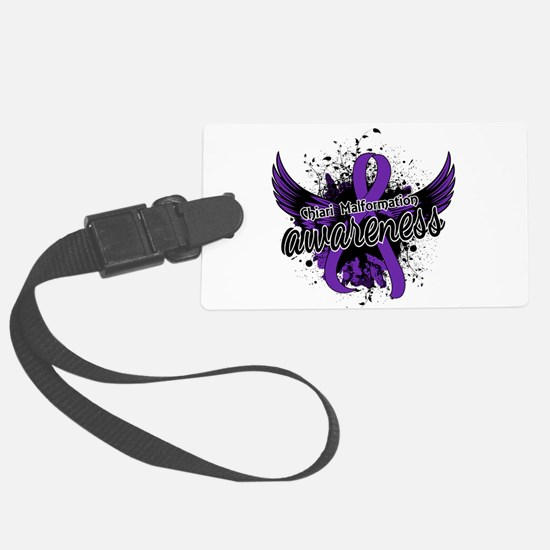 Chiari Awareness 16 Luggage Tag